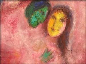 Marc Chagall - Cântarea Cântarilor